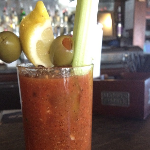 Peppery Bloody Mary  - Fresh Salt, Old Saybrook, CT