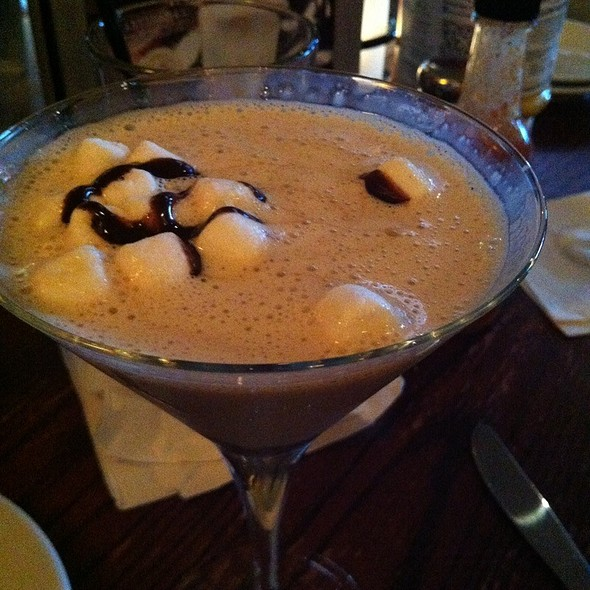 S'mores Martini @ Bar Louie