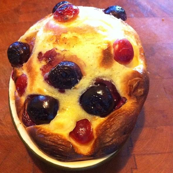 Bing & Sour Cherry Cloufutis  @ Home