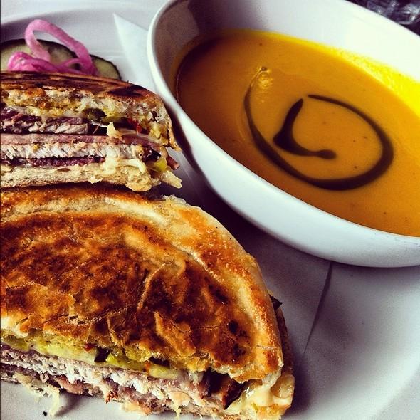 Cubano Sandwich @ Lecosho