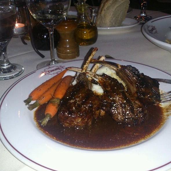Lamb Chop @ Tuscany