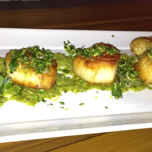 Pan Seared Scallops  - Granary Tavern, Boston, MA