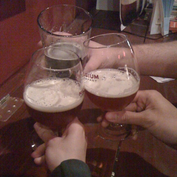 Beer @ Amsterdam Cafe