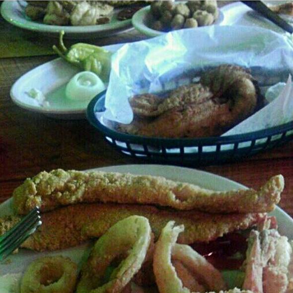 Big Pines Lodge Menu - Karnack, TX - Foodspotting
