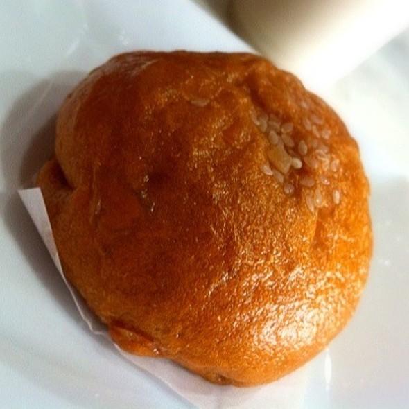 Chocolate Mocha Steamed Bun