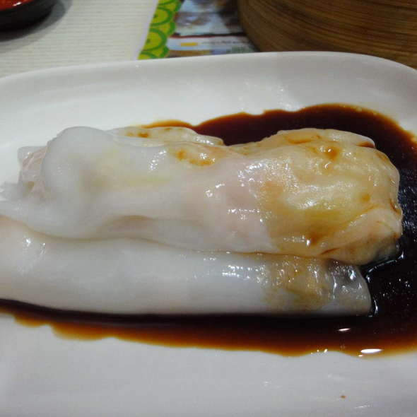 Rice Flour Rolls filled with Prawn (Har Cheong) @ Tim Ho Wan
