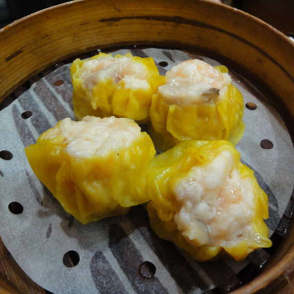 Pork and Prawn Dumpling (Siu Mai) @ Tim Ho Wan