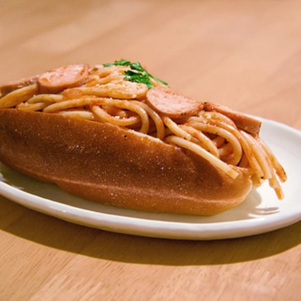 Spaghetti Pan @ Clover Bakery & Cafe