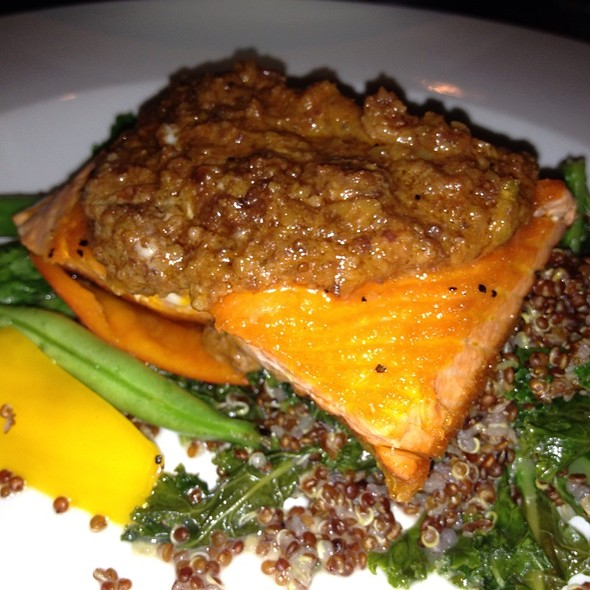 Sockeye Salmon - Tap Restaurant, Surrey, BC