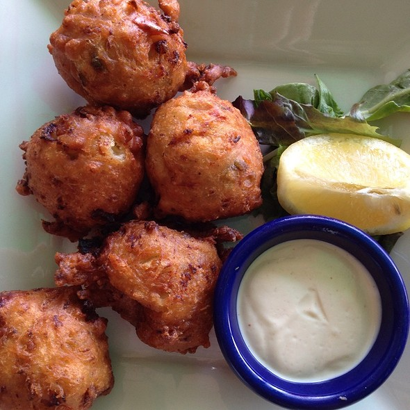 Conch Fritters - Waterway Cafe, Palm Beach Gardens, FL