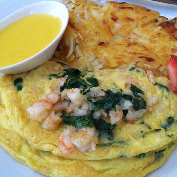 seafood omelette - POM - Fantasy Springs Resort & Casino, Indio, CA