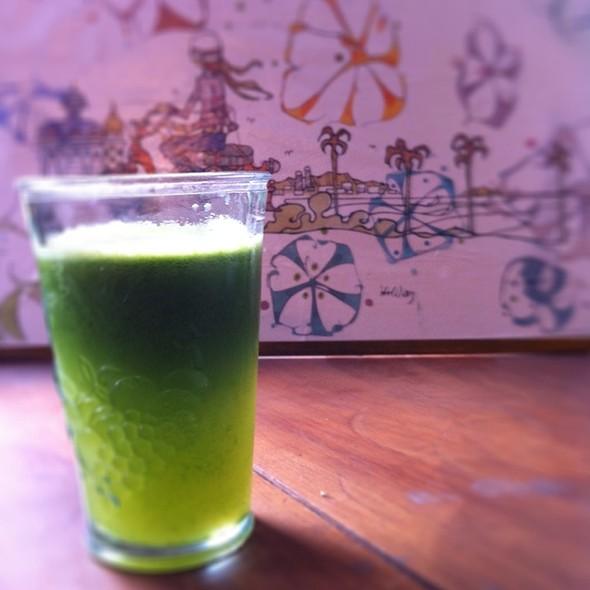 Juice @ Jiggidy Jig Juice Joint
