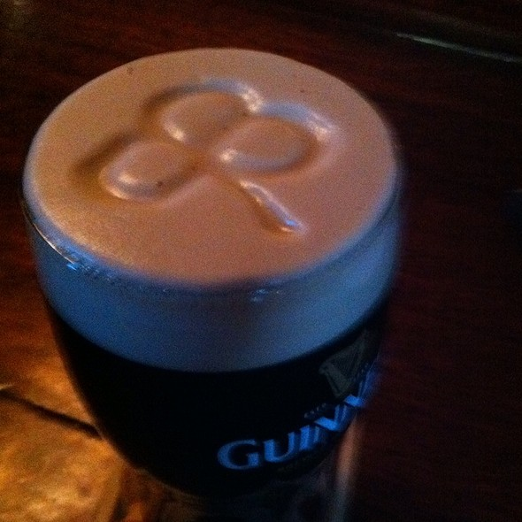 Guinness Draught @ Porters' Pub