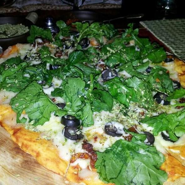 Pizza Adriana @ La Jardín