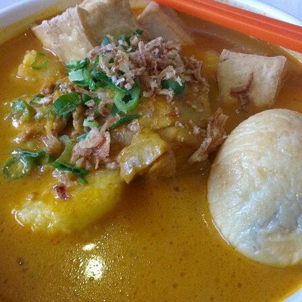 Lontong Cap Gomeh @ Cafe Joy