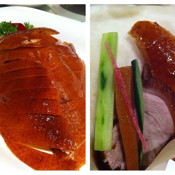 Peking Duck @ Beijing City