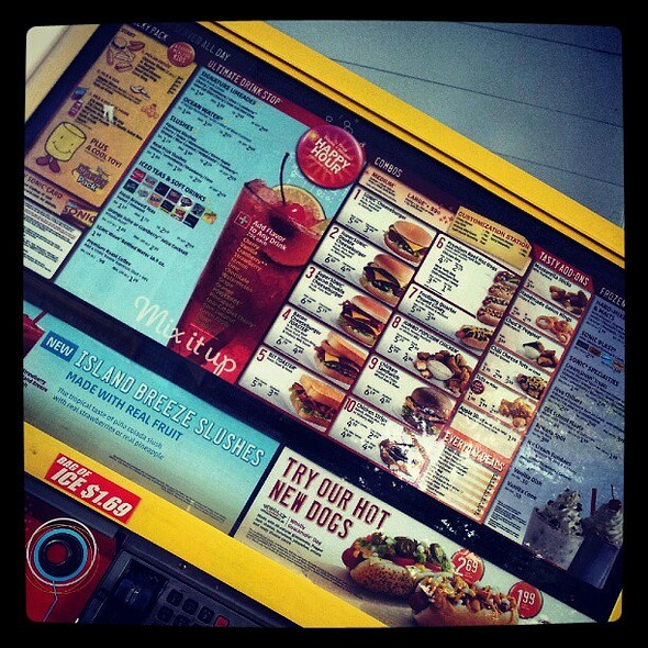 Something Good @ Sonic Drive-In
