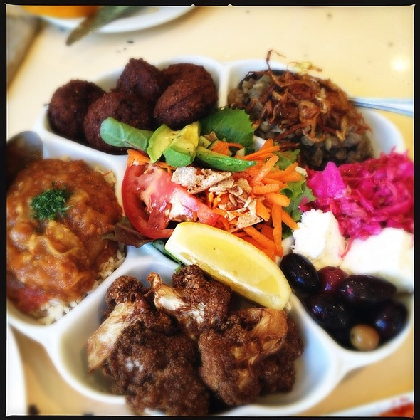 Le Feast @ Cafe Nuba
