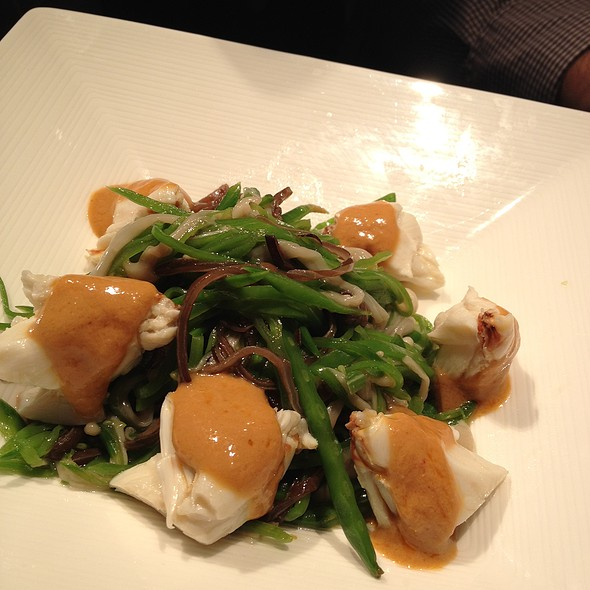 Blue Swimmer Crab Salad @ Yauatcha Ltd