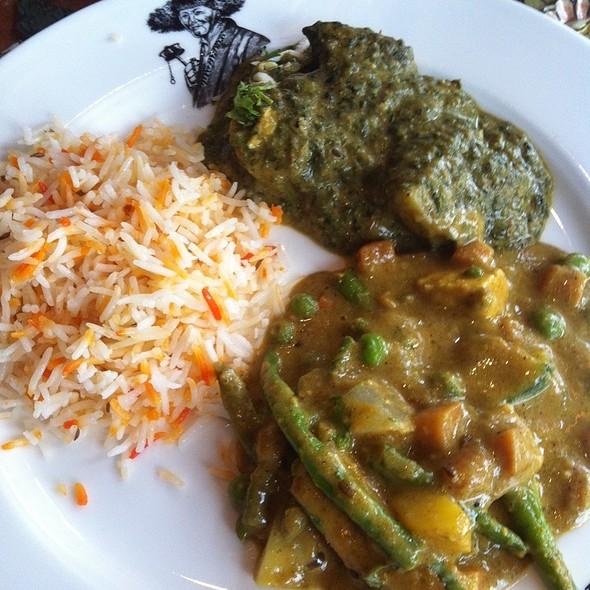 Vegetarian Veg @ Sherpa