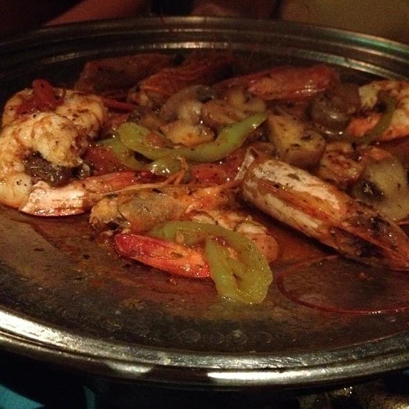 Tereyağlı Karides @ Gümüşlük Fenerci Restaurant