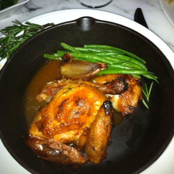 Cast Iron-Roasted Chicken - Sonsie - Boston, Boston, MA