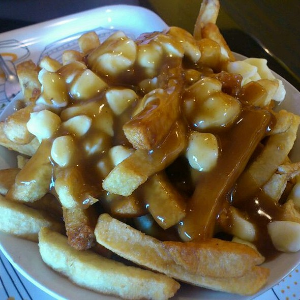 Poutine @ Belgian Fries