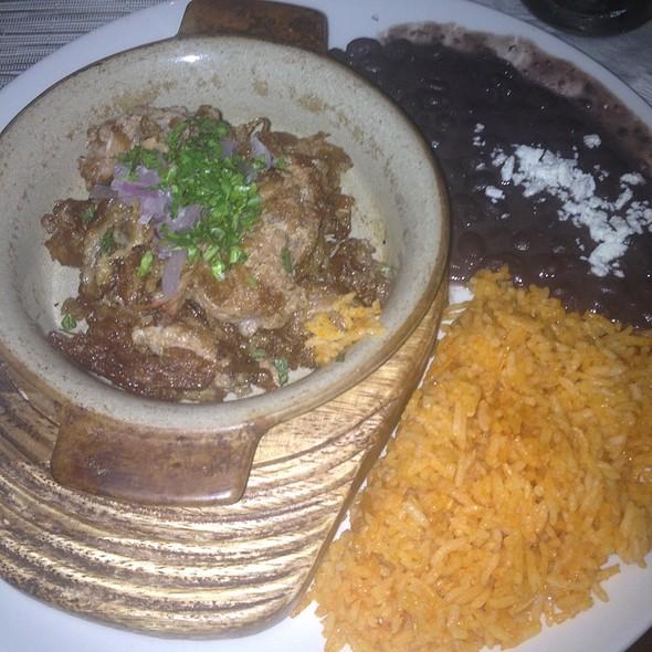 Cabrito A La Carte @ Komali Restaurant