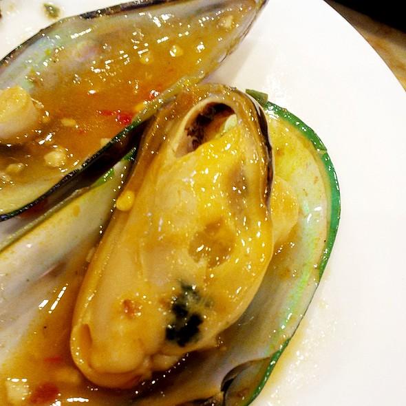 Mussels @ Kim Son Restaurant