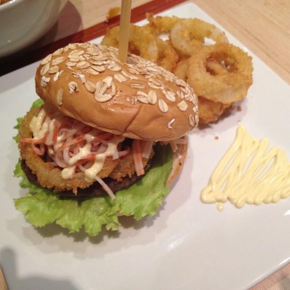 Daimos Angus Burger @ Sumosam