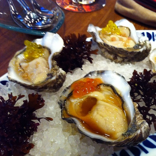 Oysters and Pearls @ Tickets