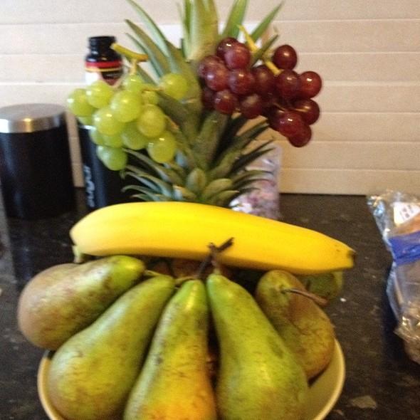Fruit @ Home