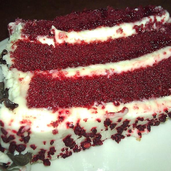 Red Velvet Cake @ Turtle Creek Casino & Hotel