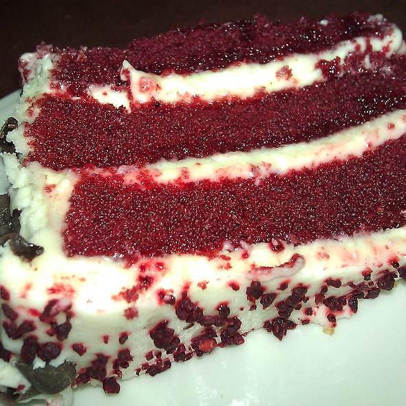 Red Velvet Cake @ Turtle Creek Casino & Hotel