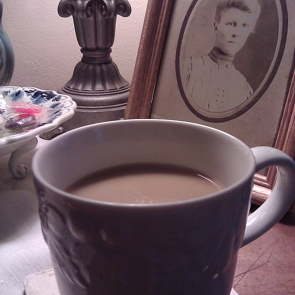 Decaf Coffee @ Applesauce Inn B&B