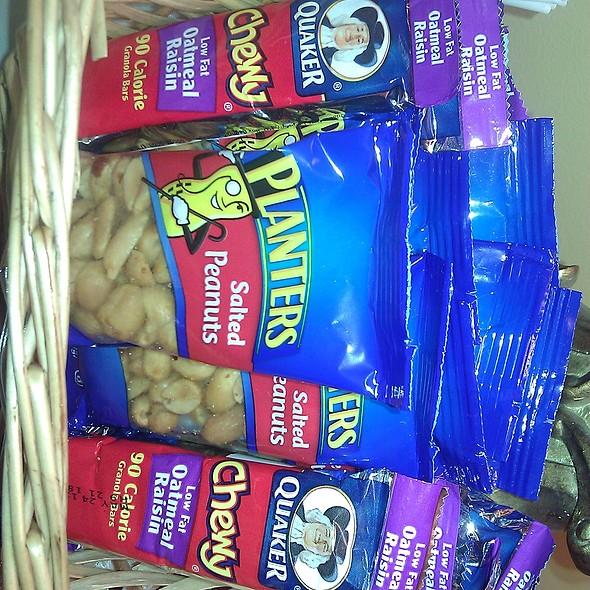Snacks @ Applesauce Inn B&B