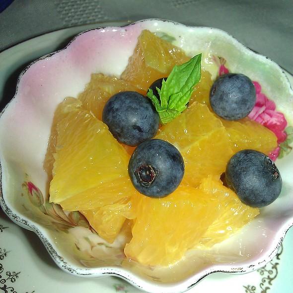 Fresh Fruit @ Applesauce Inn B&B