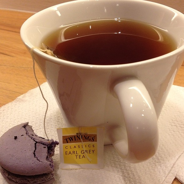 Earl Grey Tea @ Chez Karina