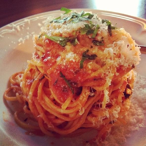 House Made Spaghetti All' Amatriciana - Campagnolo - Toronto, Toronto, ON