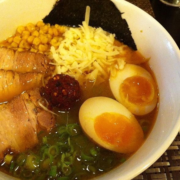 Spicy Miso Ramen @ Sakuramen