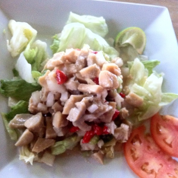 Conch Salad @ El Yate