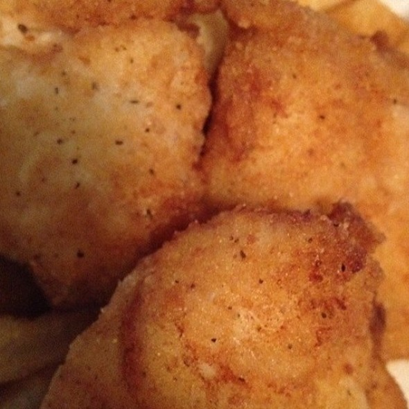 fish fry @ The Packing House
