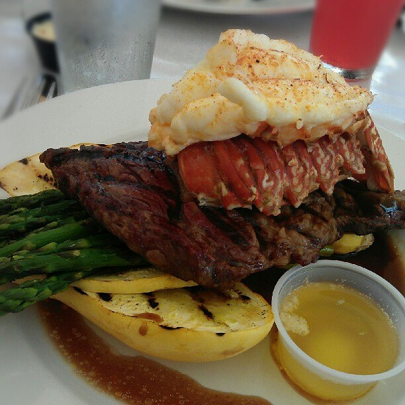 Steak and Lobster @ House of Seafood Inc