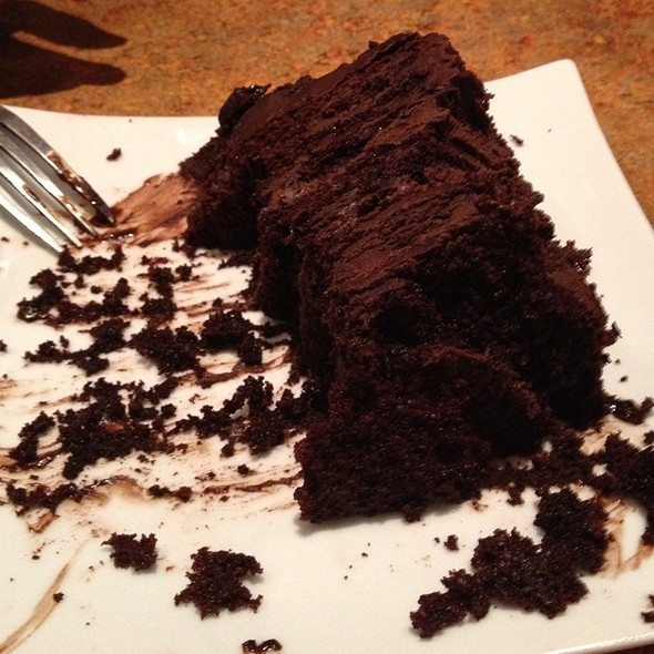 Chocolate Cake - Regi's American Bistro, Baltimore, MD