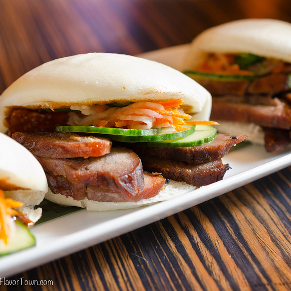 Vietnamese Tacos - Rogue Kitchen & Wetbar, Vancouver, BC