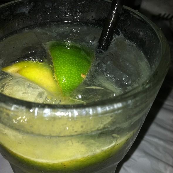 Brazilian Caipirinha - Cafe Citron, Washington, DC
