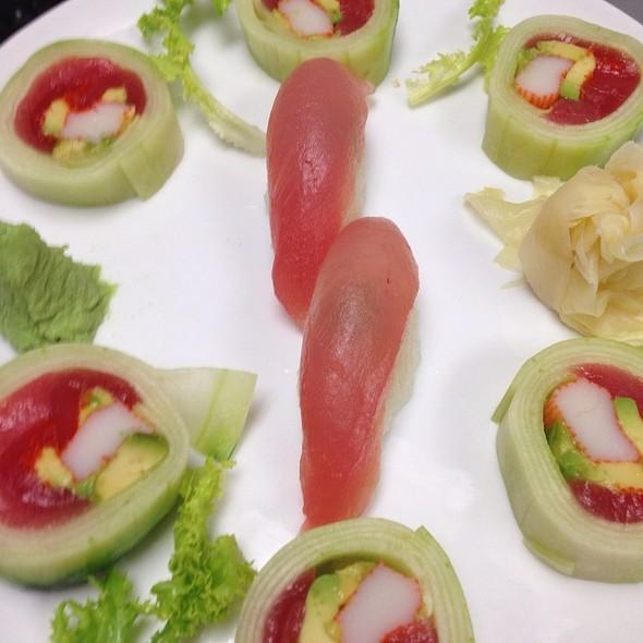 Sushi Platter - Hiro 88 - Old Market, Omaha, NE