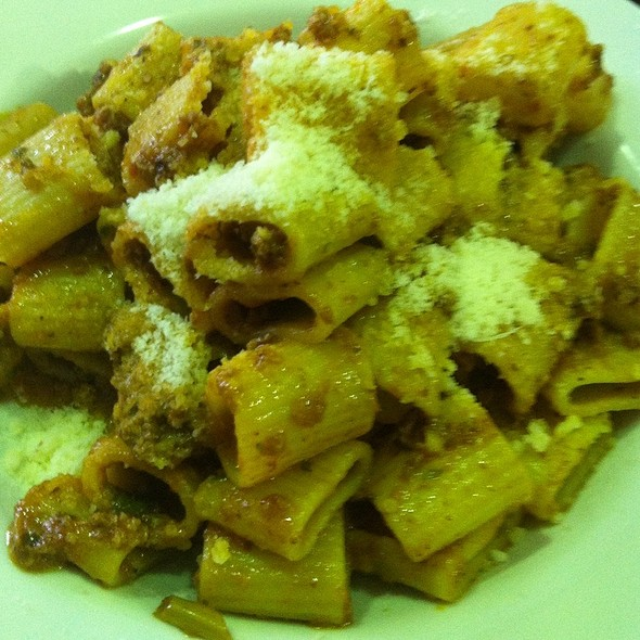 ragù alla bolognese @ Cafe Sopra @ Fratelli Fresh