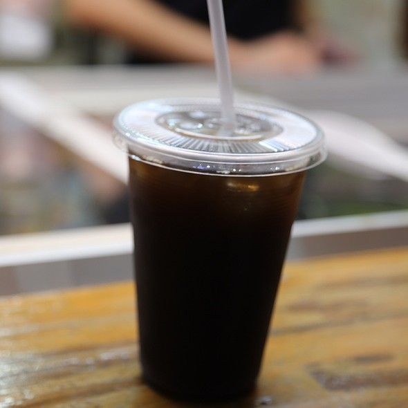 Iced Chinese Herbal Tea 青草茶