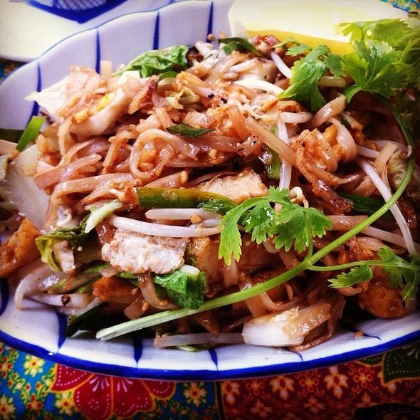Pad Thai @ Sabai Soong